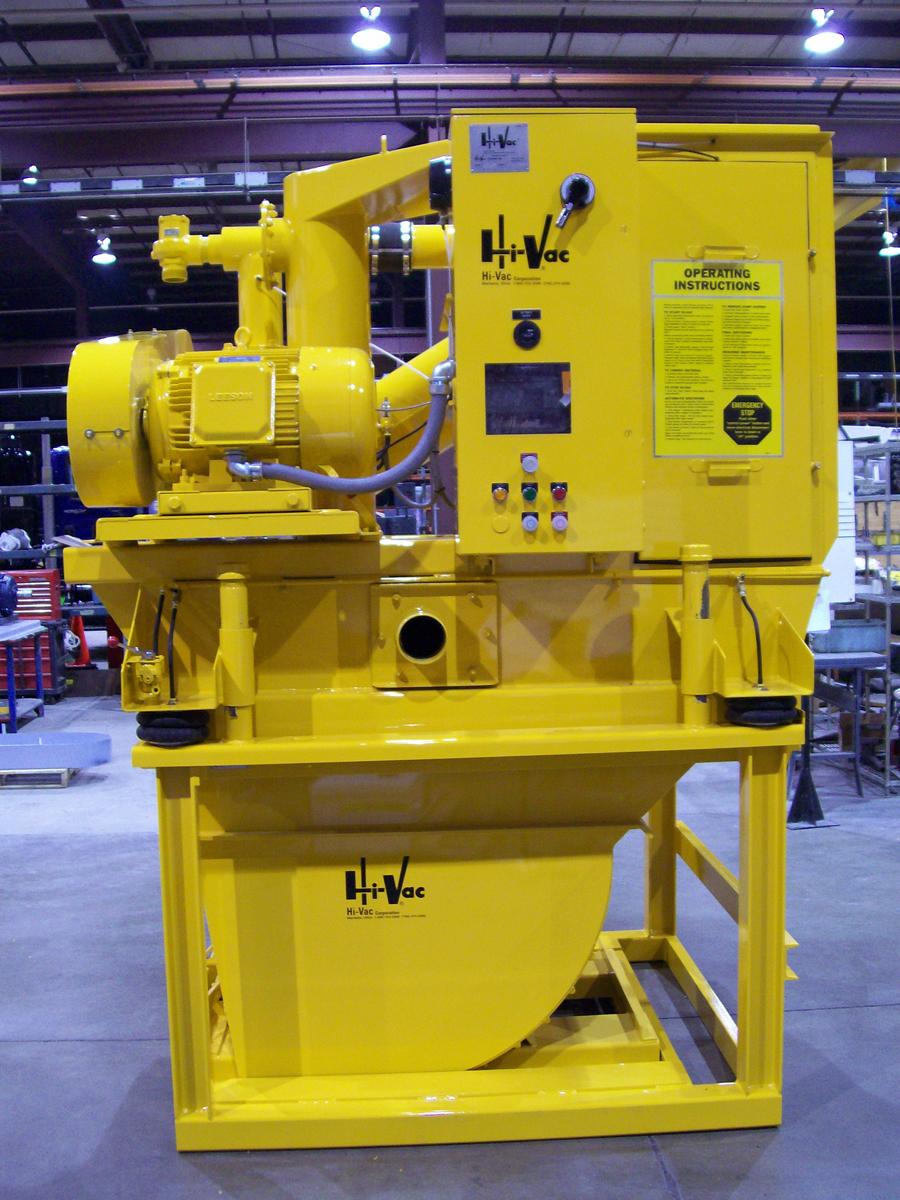 400 Series Industrial Vacuum Loader