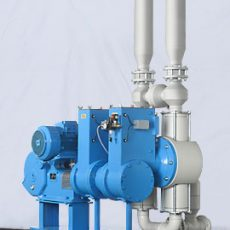 ABEL HM Hydraulic Piston Diaphragm Pumps