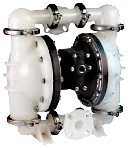 """Bolted AIRTRAN Pump - 1 1/2"""" Non-Metallic"""