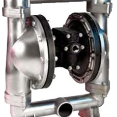 "Bolted AIRTRAN Pump - 2"" Metallic"