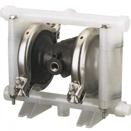 "Clamped AIRTRAN Pump - 3/8"" Non-Metallic"