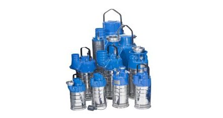 Drainage Pumps Type ABS 60Hz