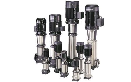 Industrial Pressure Pump: CR Series