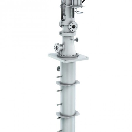 JVCR High Pressure Canned LNG Loading Pumps
