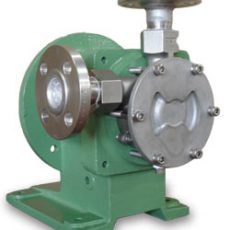 Magnetic Drive Regenerative Turbine Pumps