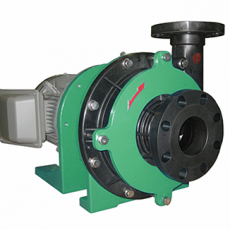 Magnetic Drive Sealless Polypropylene Pumps