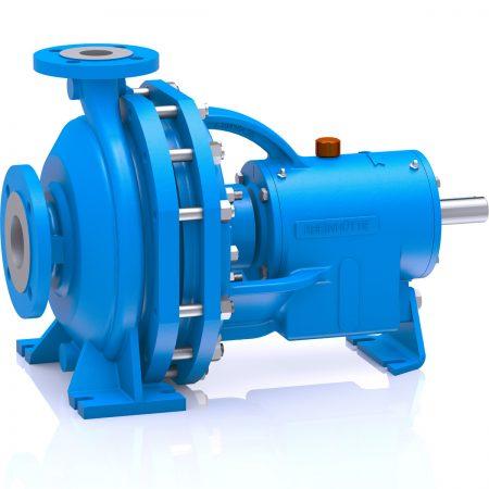 Material Metal Design Standardized Chemical Pump (ISO 2858