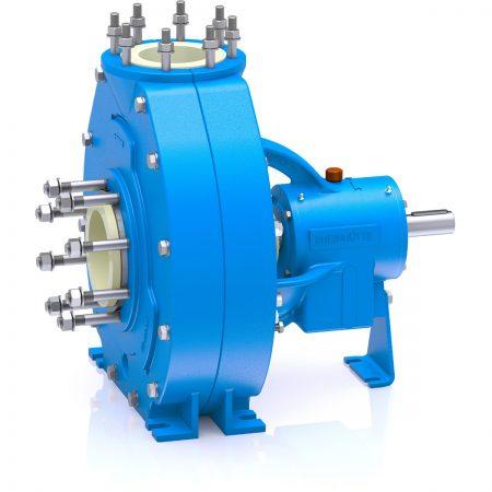 Material Plastic Design Standardized Chemical Pump (ISO 2858