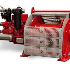 NEW C-SERIES AIR WINCH (TA2.5C / TA5C / TA10C)