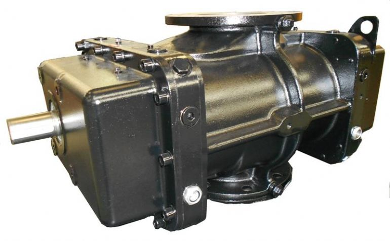 NX - New range of positive displacement blowers