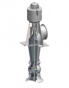 SJT Vertical Turbine Pump