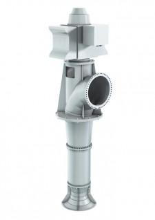 SJT/SJM CWP Vertical Pumps