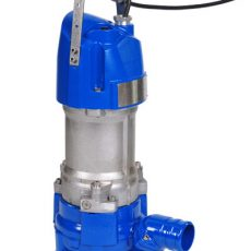 Submersible Sludge Pump Type ABS XJS 25 - 60Hz US