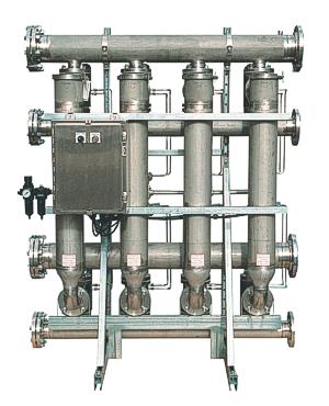 Tubular Backwashing Filter
