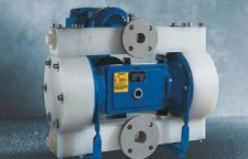 ABEL EM Electric Diaphragm Pumps Plastic