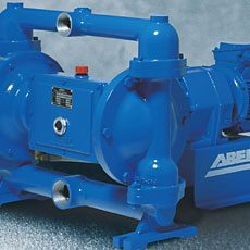 EM Electromechanical Diaphragm Pumps Metal