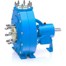 Material Plastic Design Standardized Chemical Pump (ISO 2858