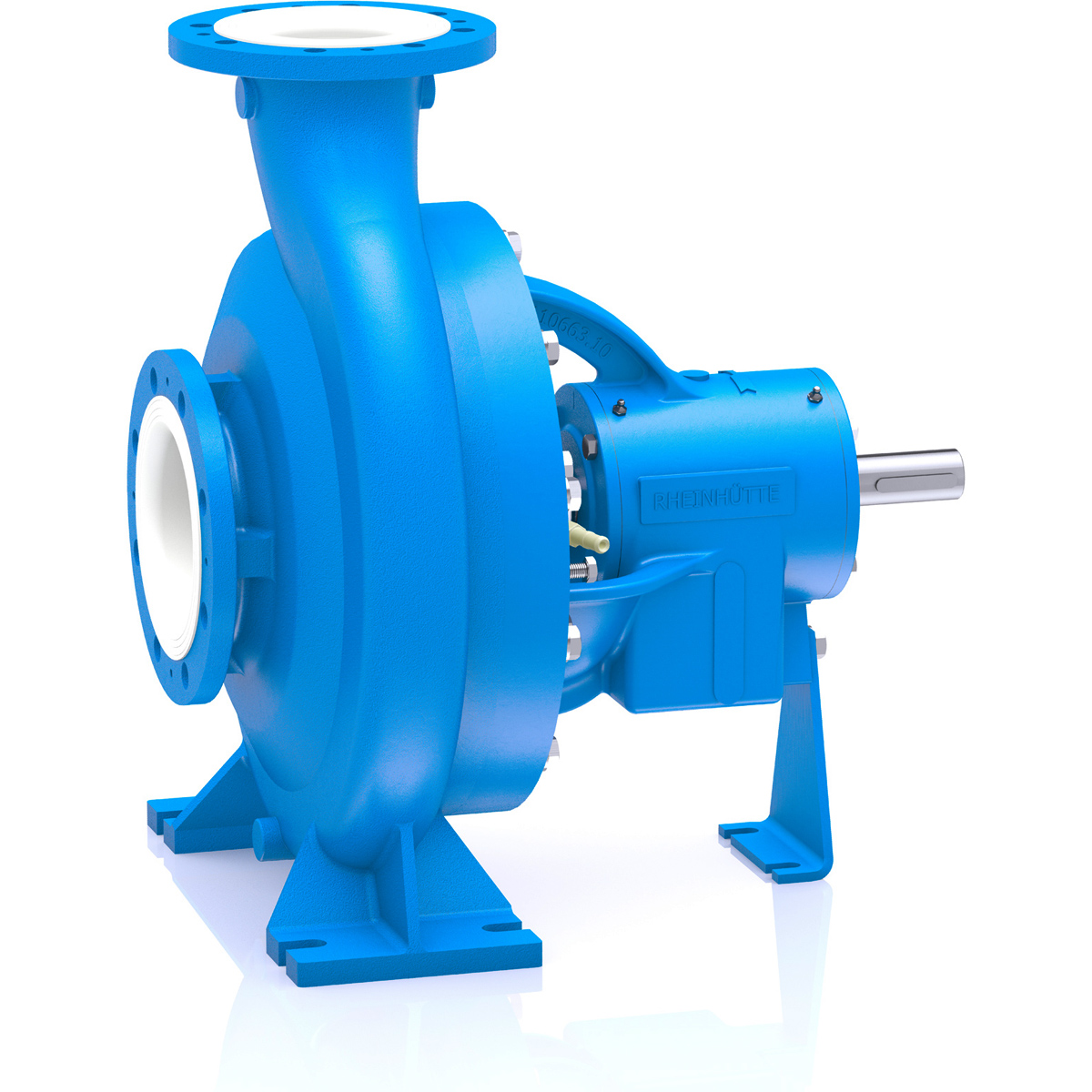 Material Plastic-linedDesign Standardized Chemical Pump (ISO 2858