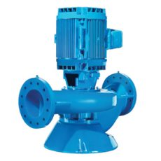 Vertical Inline Pump: PACO VL